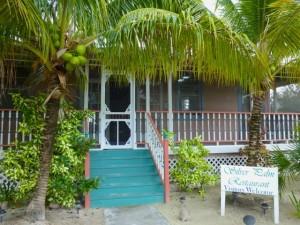 silver palm restaurant caicos
