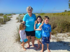 sue sanibel family beach