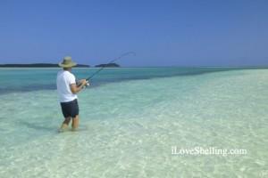 john fishing caicos