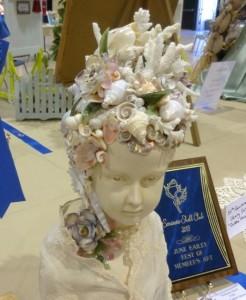 seashell bust