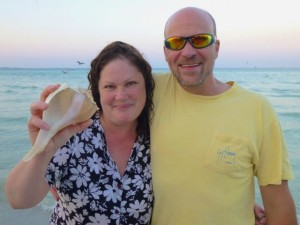 Ft Myers whelk sanibel
