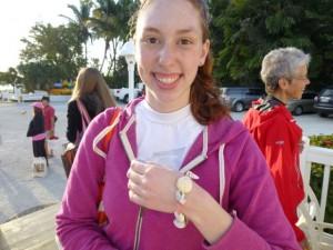 rachael shell bracelet
