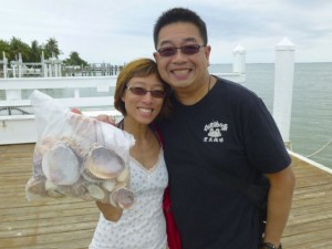 bags of seashells captiva