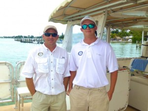 captiva boat captains keith kelly