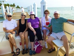 george patti erin pam john captiva cruise