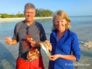 therese dan find shells captiva florida