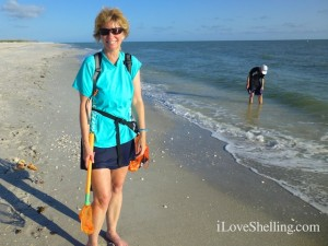 Judy B Sanibel sheller