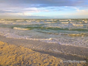 Sanibel sea storm May