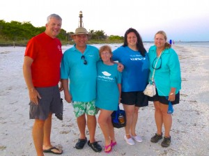 i Love Shelling group sanibel lighthouse