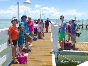 iLoveShelling cruise to cayo costa