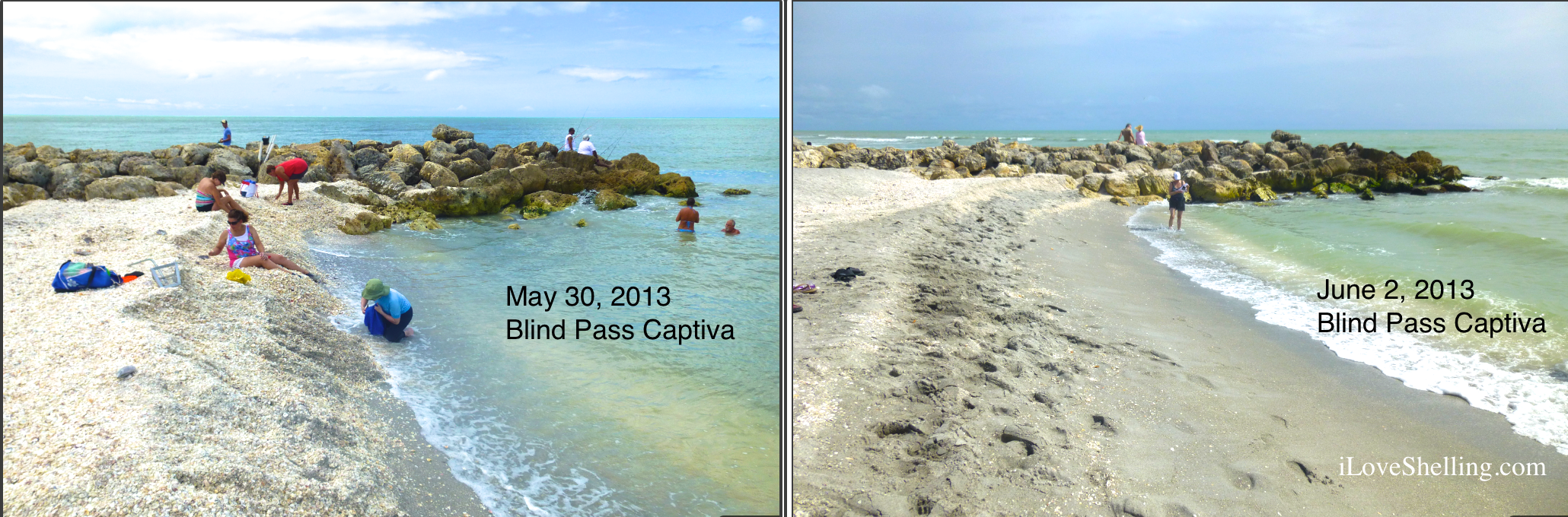 Blind Pass changes May 2013