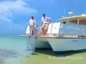 captiva cruise boat captains
