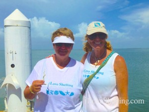 loree pam captiva florida shelling cruise