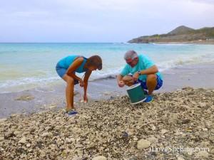 beach combing guantanamo cuba lee susan