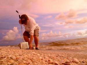 clark scooping shells