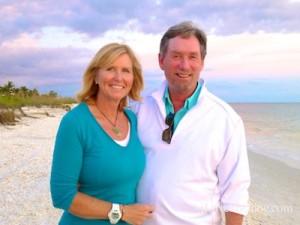pam clark rambo sanibel beach iLoveShelling.com