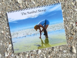 The Sanibel Stoop calendar i Love Shelling
