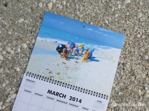 ladies sanibel stoop hats and bucket March calendar