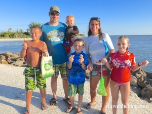 shelling family vacation sanibel captiva florida