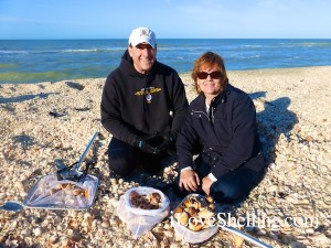 Jeff Donna palm beach gardens visit captiva for seashells