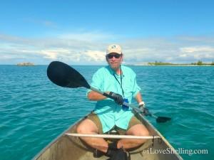 clark canoe cat island bahamas