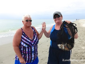 dawn lori nebraska visit captiva for seashells