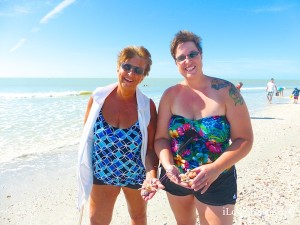 mom lea kristi omaha shells sanibel