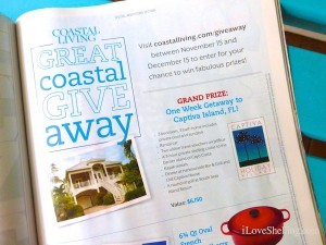 coastal living captiva holiday village giveaway