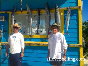 hawks nest wahoo fish randy john cat island bahamas