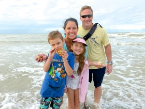 melissa thom tommy savannah Wisconsin shelling sanibel