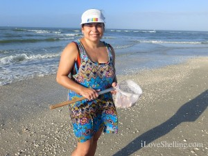 wendy shelling sanibel blind pass