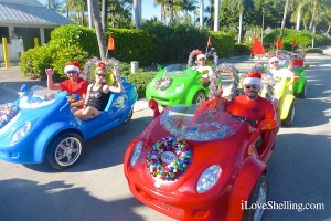 yolo scoot coupes captiva christmas parade