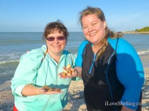 carol terri pennsylvania visit sanibel shells