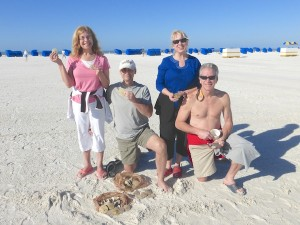 laura bruce rhonda darrell michigan shelling ft myers beach florida