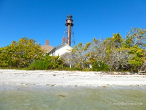 sanibel lighthouse view