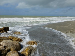 storm rough waters captiva blind pass
