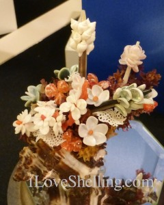 cheryl witten miniature seashell craft sanibel festival