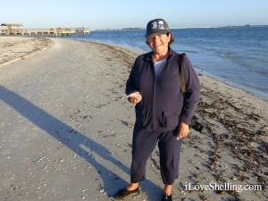 paula from ma shelling sanibel
