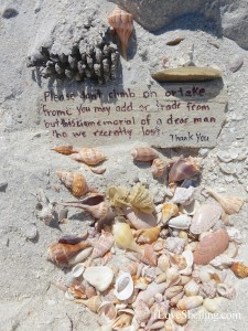brett's shell memorial