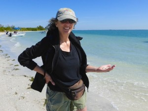 jane from boston find shells on shelling cruise