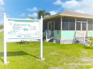 EJs bayside cafe grand bahama island