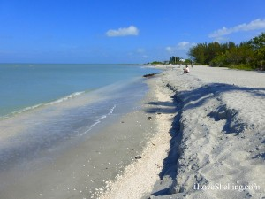 beach erosion sand ledge sanibel