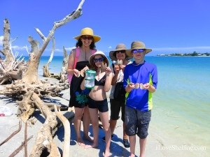 Melissa juliana becky garrett colorado visit cayo costa for shells
