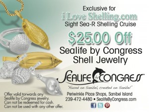 Sealife By Congress iLoveshelling