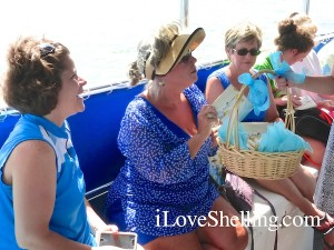 free silver jewelry on shelling cruise