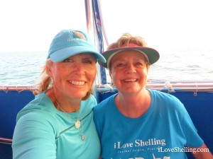 linda from arkansas with pam rambo on shelling cruiselinda from arkansas with pam rambo on shelling cruise