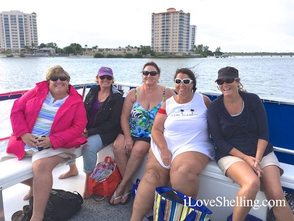 California girls visit Florida