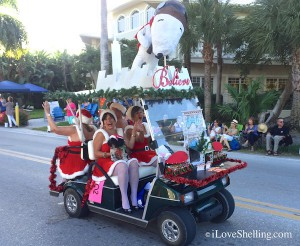 Captiva Golf Cart Parade Believe