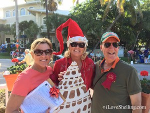 Captiva Parade Judges Kellie Burns, Pam Rambo, Steve Winston