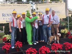 Commercial winner Captiva Parade 2014
